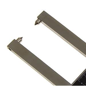 "Anytime Tools Disc Brake Rotor Caliper Digital Electronic Gauge Gage Micrometer 0-2.5""/0.0005"""