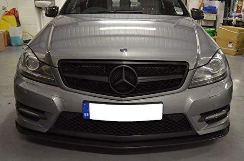 AMG Sport Gitter Grill Schwarz Schwarz GCL204-AB für Modelle von 2011