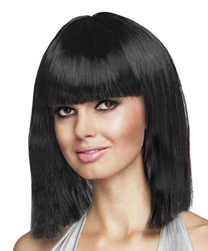 obtener pelucas de colores con flequillo en línea