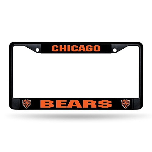Rico Industries Bears Black Chrome Frame
