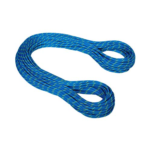 Mammut 7.5 Twilight Dry Seil, neon Blue, 50 m