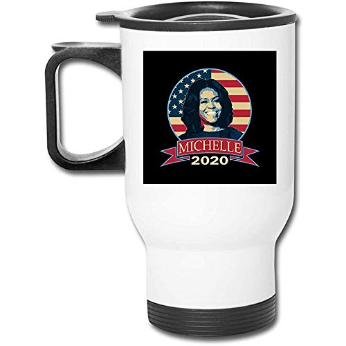 Little Yi Michelle Obama 2020 Edelstahlbecher Kaffeetasse