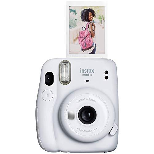 Fujifilm Câmera Instantânea Instax Mini 11 - Branco gelo
