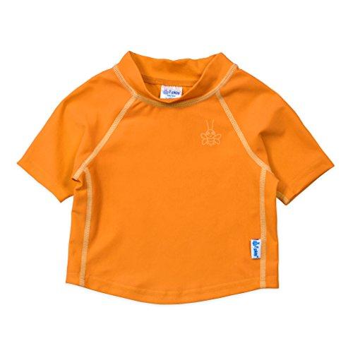 Ik speel. Baby Meisjes Rashguard Shirt