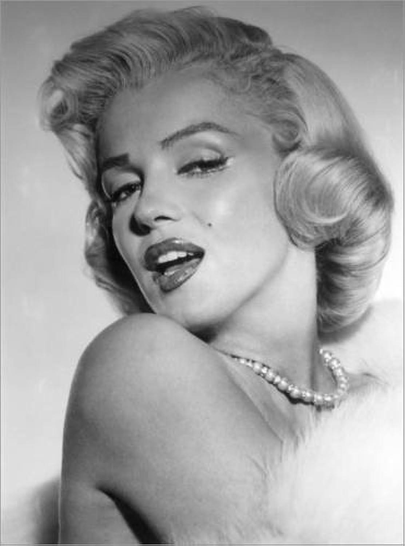 Posterlounge Acrylglasbild 60 x 80 cm  Marilyn Monroe von Everett Collection - Wandbild, Acryl Glasbild, Druck auf Acryl Glas Bild