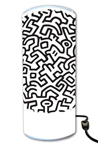 Lampada Cilindro Keith Haring - hero image final