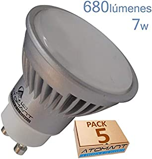 Amazon.es: led gu10 7w