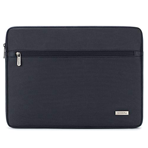 kizuna 11-11.6 Inch Laptop Sleeve Case Computer Bag Universal for 13' Surface Pro X/13 MacBook Air Retina/13 Pro Touch Bar/Dell XPS 13/Huawei MateBook 13/11.6' Lenovo Chromebook C330,Navy
