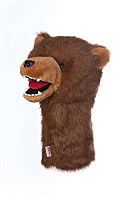 Grizzly Bär Headcover
