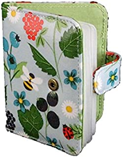Gisela Graham Forest Friends PVC Passport Cover and Luggage Tag Travel Set