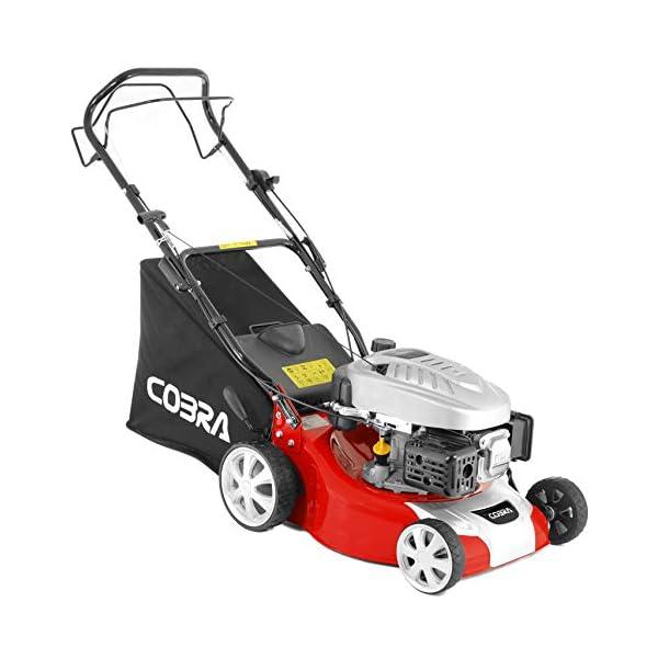 Cobra M40SPC Petrol Lawnmower 40cm