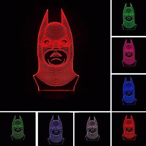 3d super kreative lampe schreibtisch tischlampe schlafzimmer neben für n baby geschenk lava lampe thanksgiving