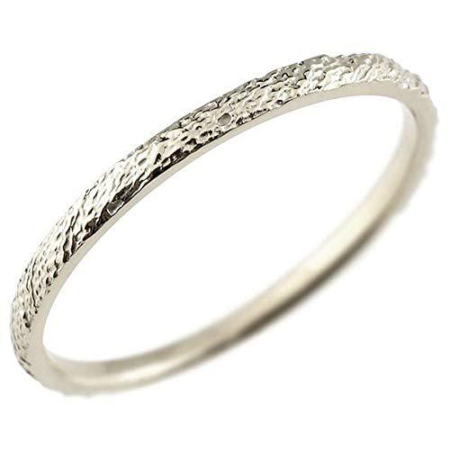 [アトラス]Atrus リング レディース pt900 プラチナ900 極細 華奢 アンティーク 指輪 ピンキーリング 3号