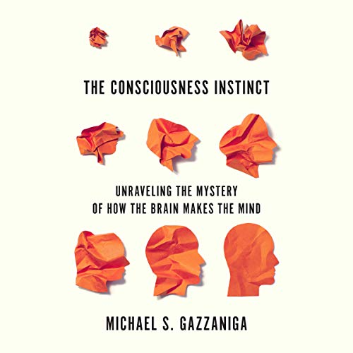 The Consciousness Instinct audiobook cover art