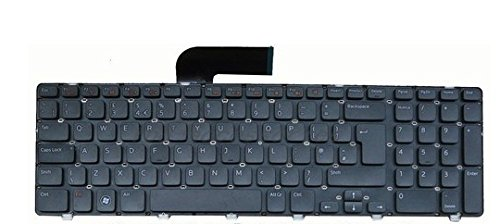 Replacement Keyboard for Dell Inspiron 17R N7110 Vostro 3750 Laptop Keyboard 454RX