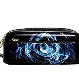 Astuccio portamatite portatile portapenne da scrivania organizer per cancelleria borsa portapenne forniture scolastiche per studenti ragazze ragazzi gas astratto