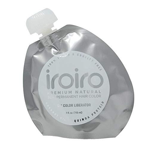 Iroiro Natural Premium Semi-Permanent Hair Color DIY Color Liberator 4oz by Iroiro colors