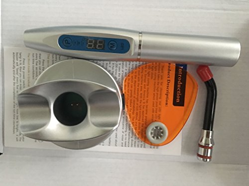 PofeLove Curing Light Cure Lamp Silvery 110V
