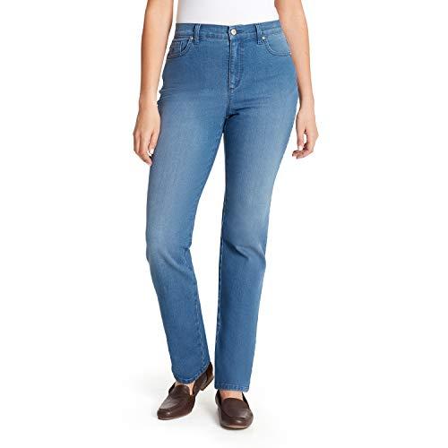 Gloria Vanderbilt Women's High Rise Tapered Jeans Now $7.99 (Was $32.00)