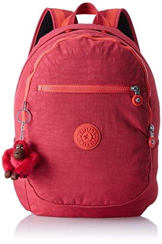 Kipling Clas Challenger - Zaini Donna, Pink (Punch C), 26x36x21 cm (B x H T)