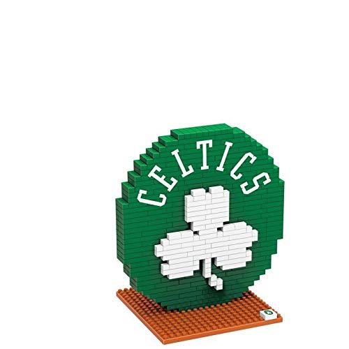 FOCO NBA Boston Celtics 3D BRXLZ - Logo