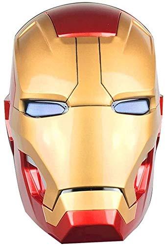 Máscara Iron Man Niño  marca BJLWTQ Figura De Acción