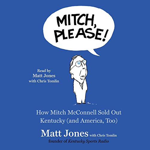 Mitch, Please!  By  cover art