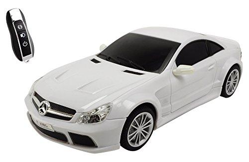 Dickie  de Juguete 201119107–Mercedes Benz SL65AMG RC Motion Control Auto