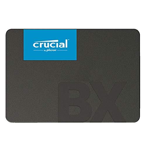 Crucial クルーシャル SSD 480GB BX500 SATA3 内蔵2.5インチ 7mm CT480BX500SSD1【3年保証】