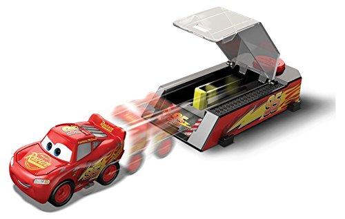 Cars Voitures Disney Pixar 3 - Mini Racers - Lanceur de poche
