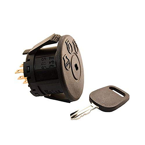 MTD Replacement Part Key 3 Pos Switch