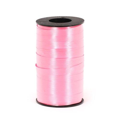 Berwick 3/8-Inch Wide by 250 Yard Spool Super Curl Crimped Splendorette Curling Ribbon, Azalea