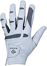 BIONIC Bionic Gloves PerformanceGrip Pro Premium Golf – Men's Glove made Long Lasting Genuine Cabretta