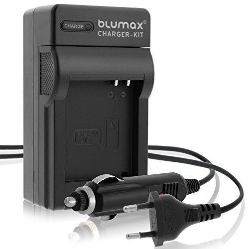 Blumax Ladegerät für DMW-BCM13 / DMW-BCM13-E |kompatibel mit Lumix DMC Reihe TZ40-TZ41-TZ55-TZ56-TZ58-TZ60-TZ61-TZ70-TZ71 | ZS30-ZS40 |TS5 | FT5