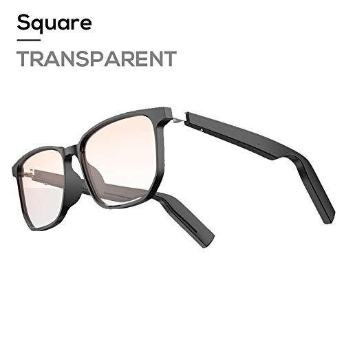 oshidede Drahtlose Bluetooth-Audio-Sonnenbrille Music Bone Conduction-Brille IP67 wasserdichte Smart-Brille Mit Offenem Ohr Zum Fahren, Angeln, Radfahren Usw.