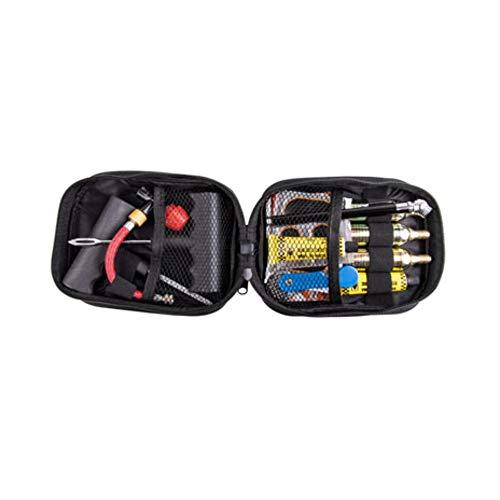 Tire repair trail kit