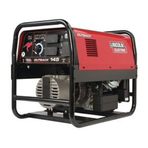 Lincoln, Engine Driven Welder, Outback 145