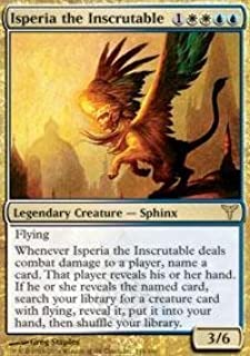 Magic: the Gathering - Isperia the Inscrutable - Dissension - Foil by Magic: the Gathering