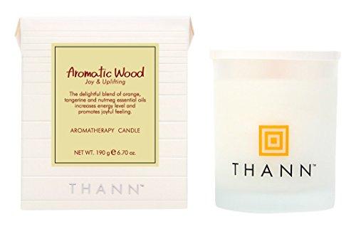 タン アロマティックキャンドル AW(Aromatic Wood)