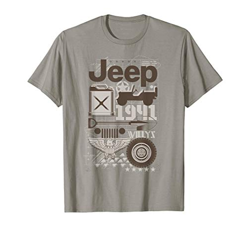 Jeep Willys 1941 T-Shirt