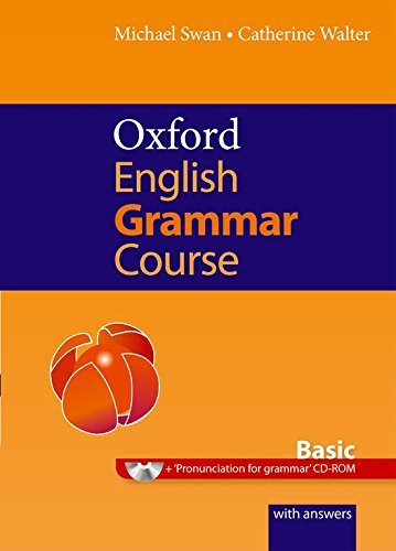 Oxford English Grammar Course Basic Student's Book with Key