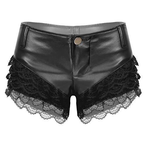 Aubade Boîte A Désir Conjunto de lencería, Negro (Noir Noir), Talla única (Talla del fabricante: U) para Mujer (Ropa)
