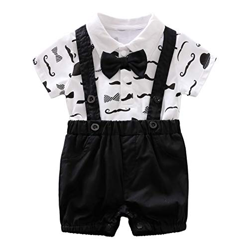 Pantalon 9 Meses Negro  marca YFYBaby