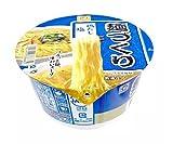 Toyo Suisan Instant Cup Men Zukuri Tori Dashi Shio fideos 87g - Disfruta de este delicioso tazón de fideos finos instantáneos no fritos en sopa salada suave que combina el umami de extracto de pollo