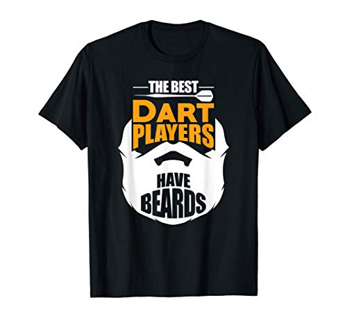 The best dart players have beards
