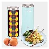 ODSHY Maker de Rollo de Huevo automático DIY Huevo eléctrico Cocina Caldera Cocina Máquina de Salchicha Máquina de Huevo Multifuncional 220V 80W