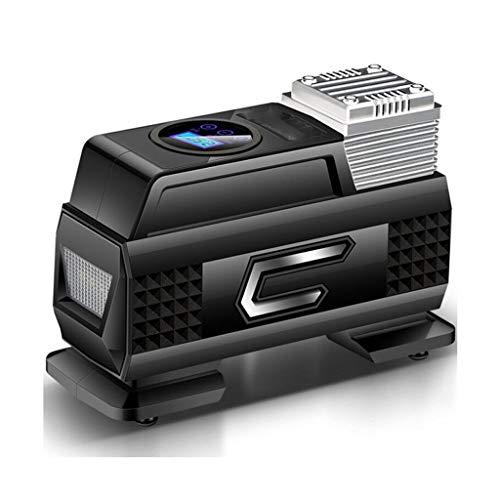 CQB Autoluftpumpenkompressor Aufblasbare Luftkompressor AC 12V 150PSI LED Intelligent Digital Baukompressor intelligente automatische Multi-Funktions-Elektro-Pumpe GRS-2020-611