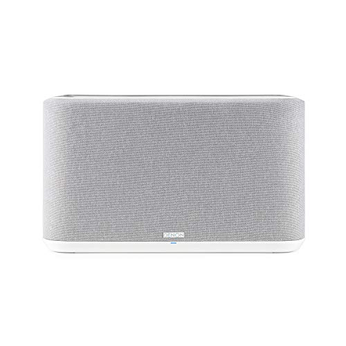 Denon Home 350 Wireless Speaker (2020 Model) | HEOS Built-in, AirPlay 2, and Bluetooth | Alexa Compatible | Stunning Design | White
