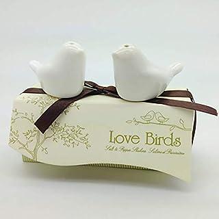 Love Birds decorative Salt and Pepper Dispenser