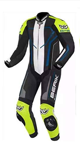 Berik Imola - Tuta da motociclista in pelle UK 40 EU 50 Size